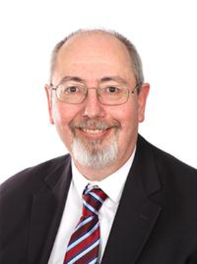 Councillor Barry Wood